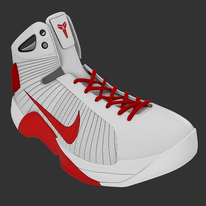 basketball shoes nike kobe 3d max