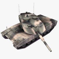 Leopard2A5 Bundeswehr Tank