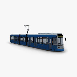 tram bombardier ngt6 max
