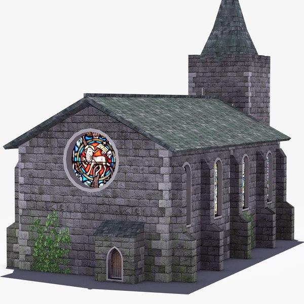 maya medieval church