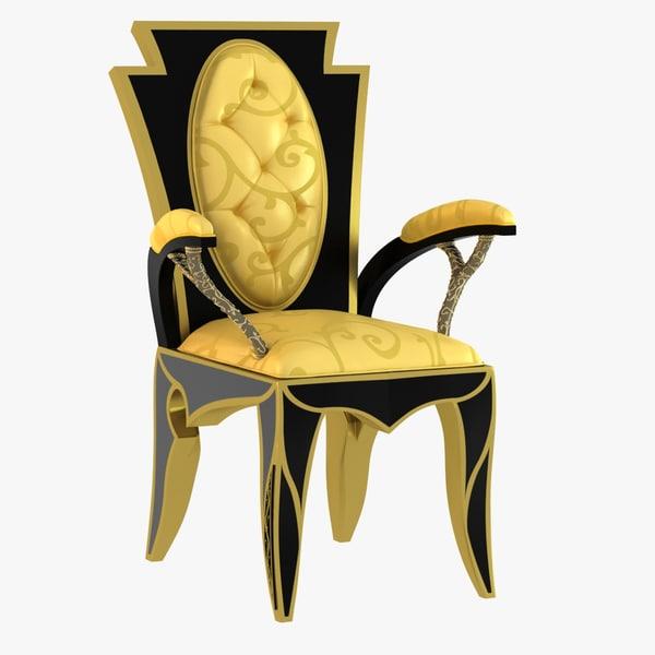 Colombo Stile Classic Armchair