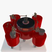 Aas Gabriel Mk2 Luxury Turntable