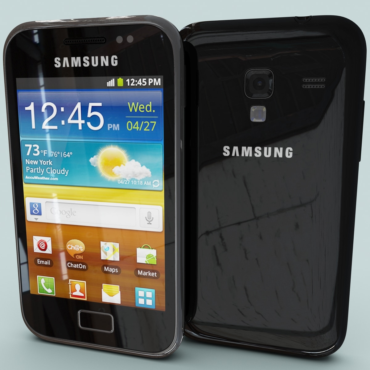 3ds max samsung galaxy ace s7500