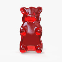 Red Gummy Bear