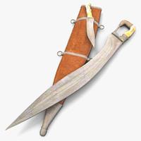 Falcata Sword