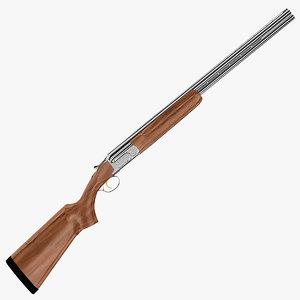 3d model olympic shooting perazzi mx8