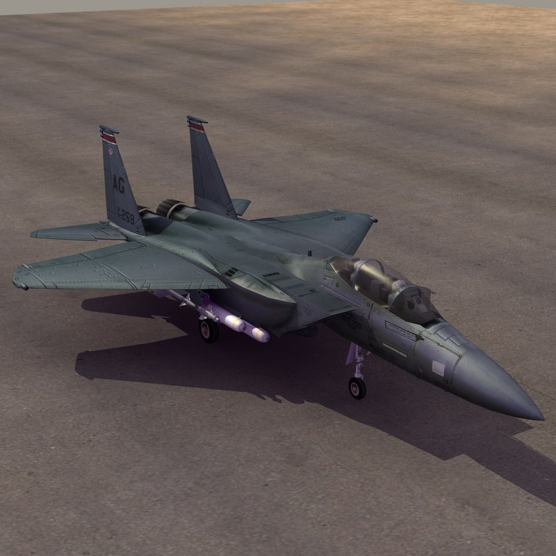 3ds f15e strikeeagle