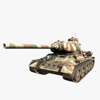German T 34-85