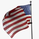 flagpole 3D models