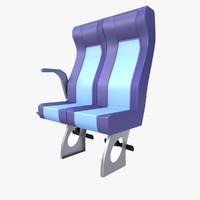 Coach Seat 3