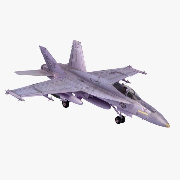 F18E Superhornet LW