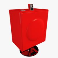 Geneva Sound System Model XL  IPod Classic