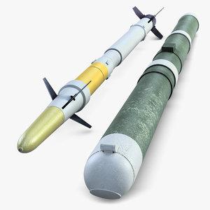 vikhr m missile 2 3ds
