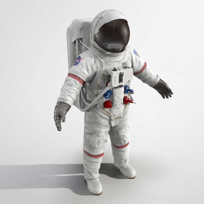 nasa space suit material - photo #20