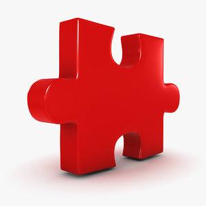 puzzle 1 3d max