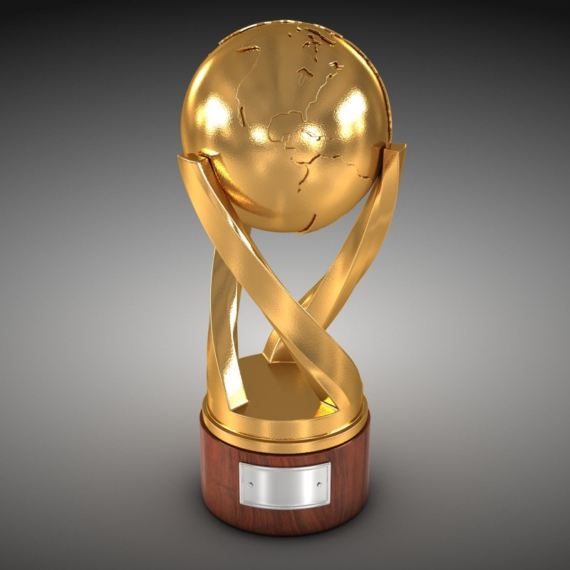 3d model world cup