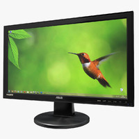 monitor asus vw247 led model