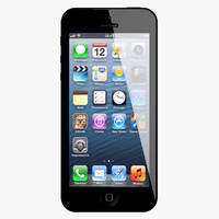 iphone 5 phone 3ds