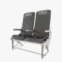 3d max recaro bl3520 seat