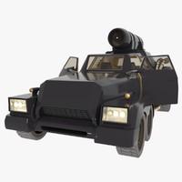 3dsmax sci-fi jet drive jd-1