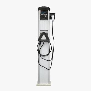 ev charging station 3ds