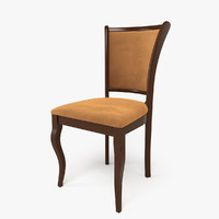 classical chair 3ds