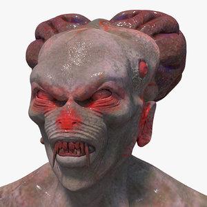 obj monster character creature