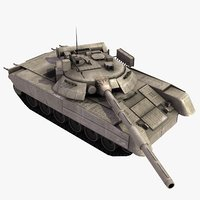 T80 Main Battle Tank