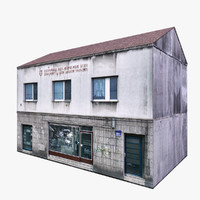 Lowpoly Building 935