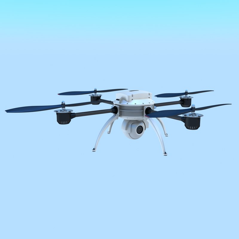 3d aerial vehicle camera