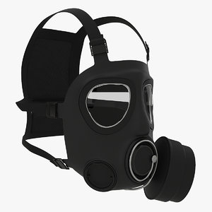 max gas mask