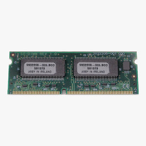 kingston sodimm 3d model