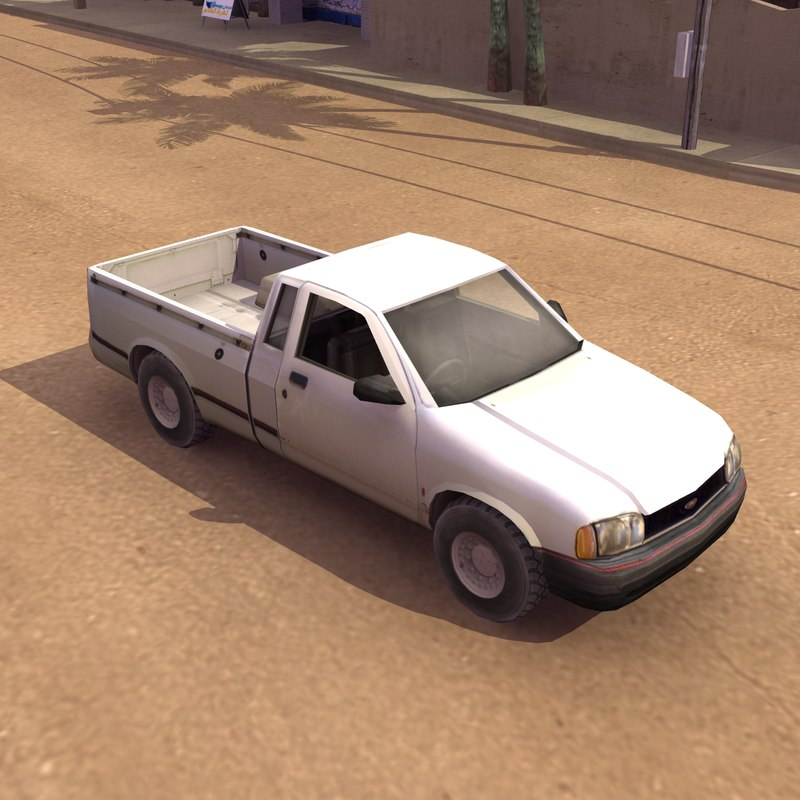 lightwave pickup truck
