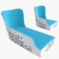 closer couches 3d max