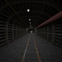 coal scene 3d max