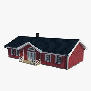 obj house home