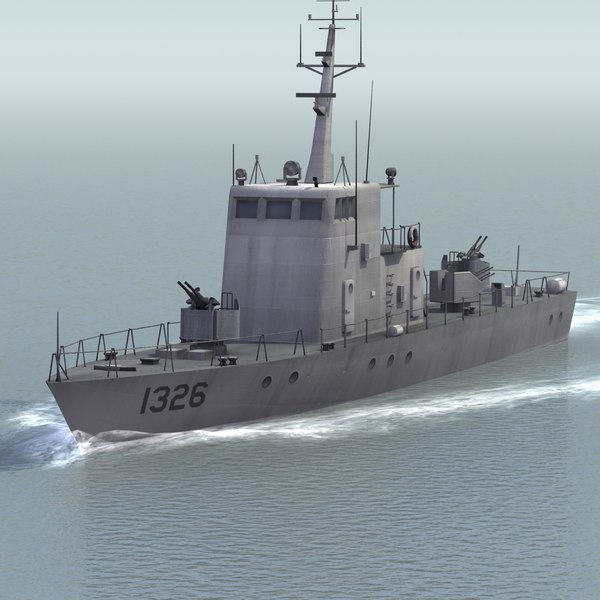 Type062 Shanghai II Patrol Craft
