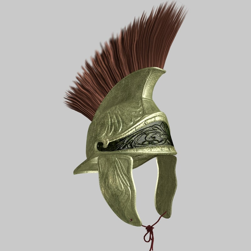 helmet libyan commander 3ds