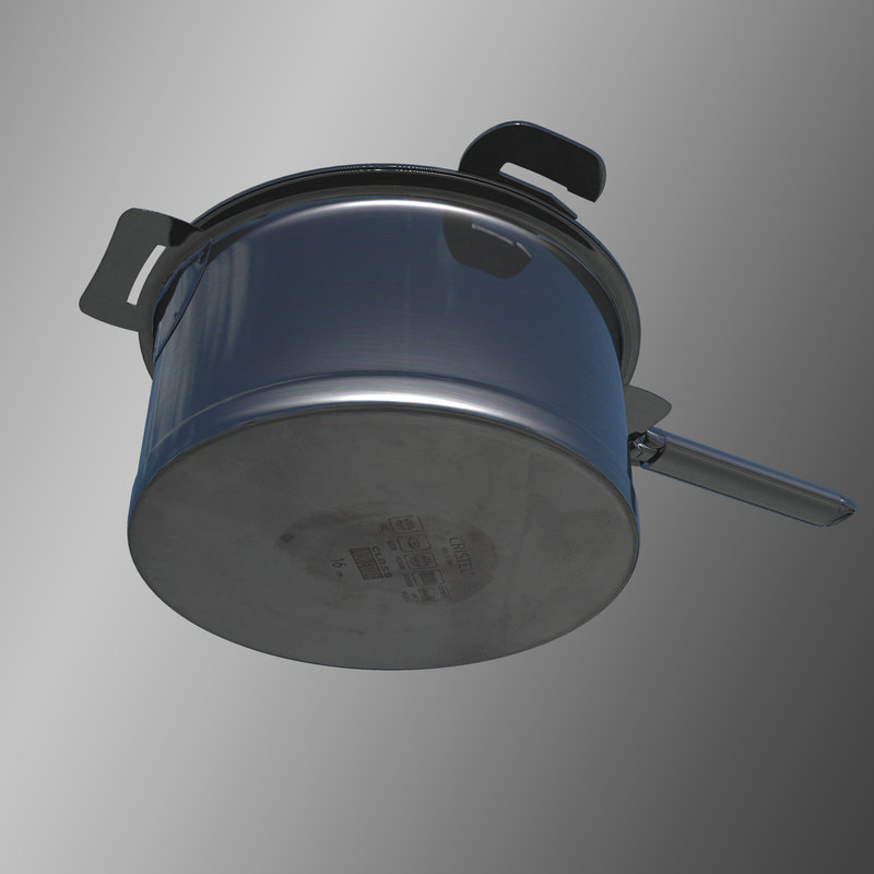 obj cooking pot
