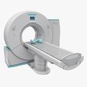 medical scanner 3D models