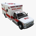ambulance 3D models