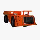 Underground Truck 3D models