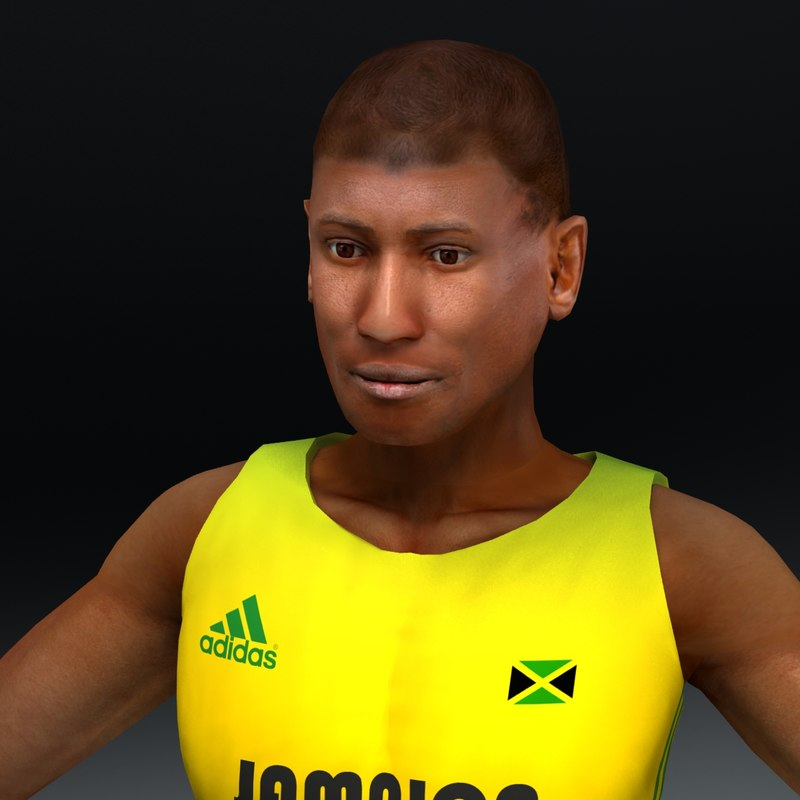 olympic athlete max