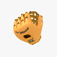 3dsmax baseball glove balls