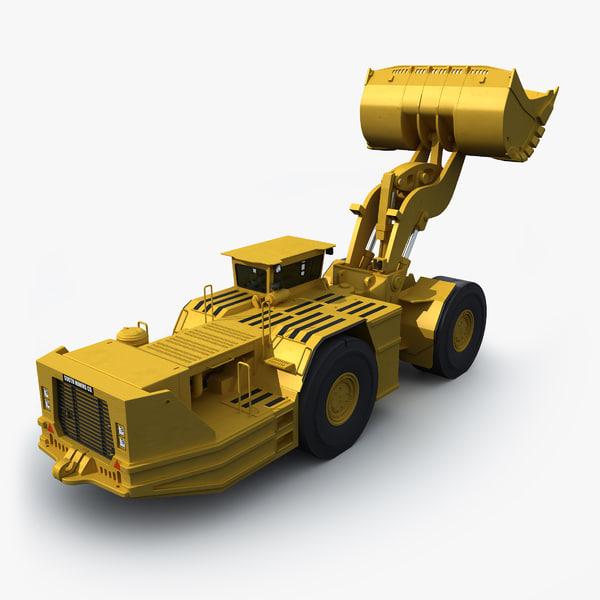 max underground loader