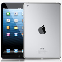 new ipad mini apple 3d model
