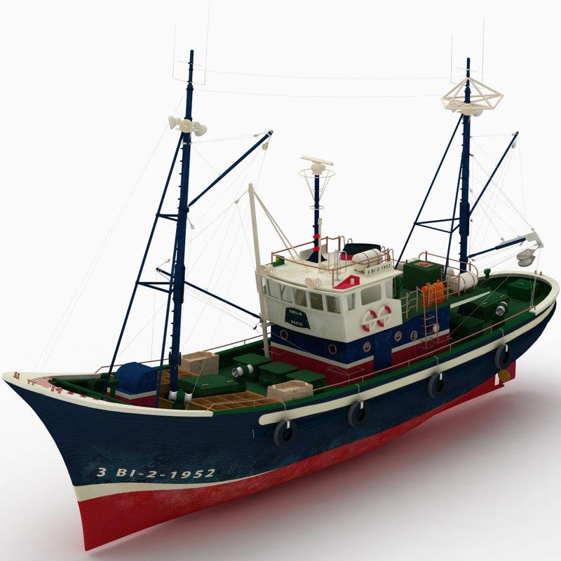 max tuna boat