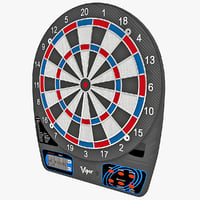 3d electronic dartboard