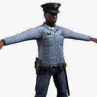 Policeman E