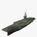USS John C Stennis CVN-74 3D models